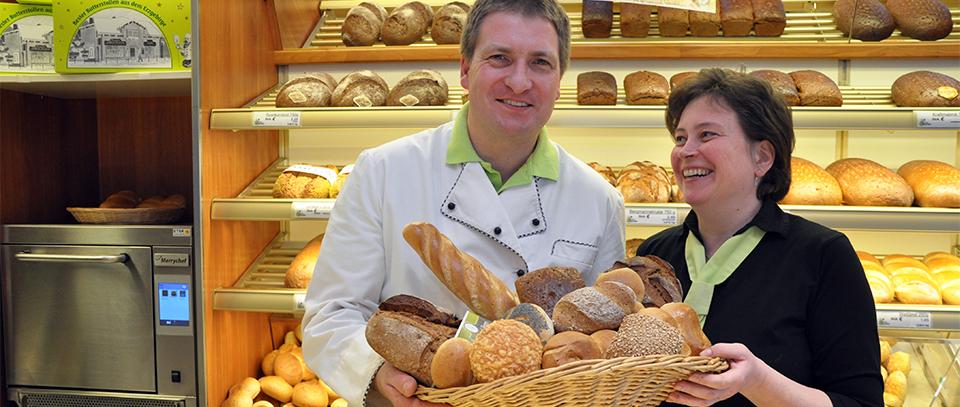 Herzlich Willkommen beim Tauscher Bäcker