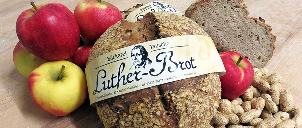 Unser Lutherbrot zum Reformationsjahr