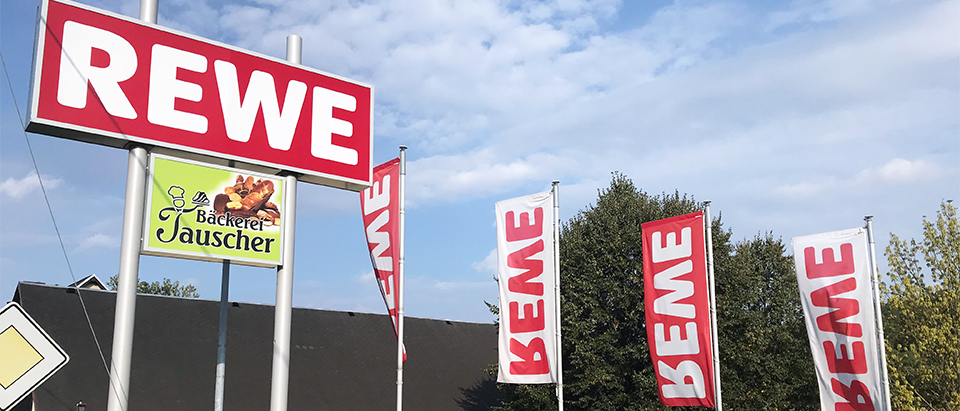 REWE in Thalheim